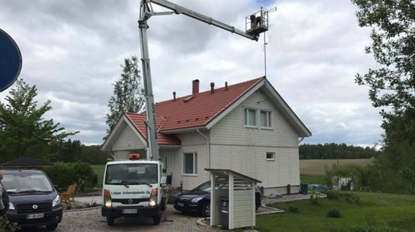 Lohjan Antennipalvelu Oy, Lohja