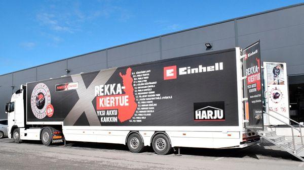 Kauppahuone Harju Oy, Tampere