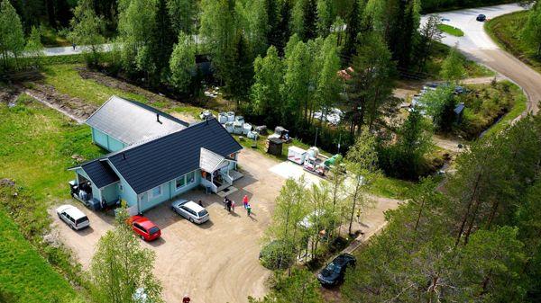 Puhoskylän Lähikauppa, Pudasjärvi