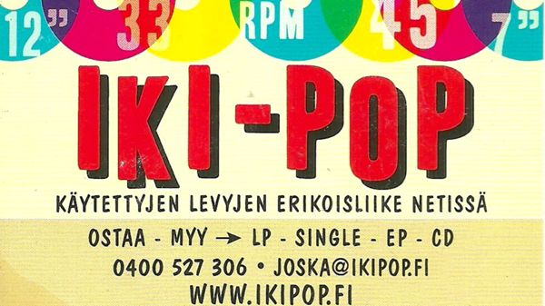 Iki-Pop, Turku
