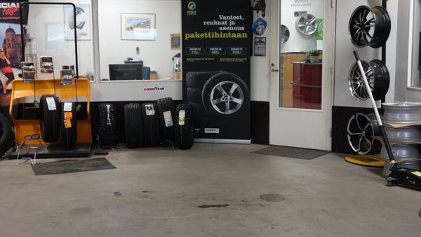 RengasCenter Vaasa Oy K.Lytz Ab, Vaasa