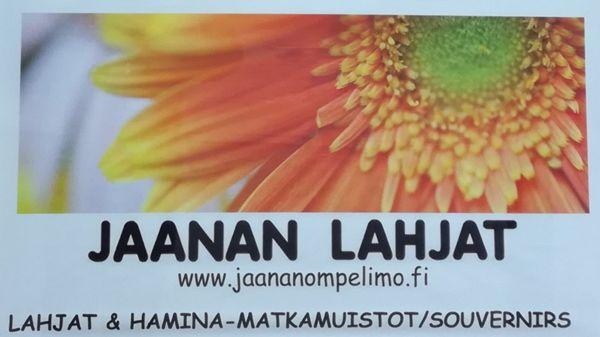 Jaanan Lahjat, Hamina
