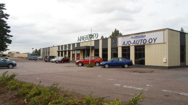 Huittisten Ajo-Auto Oy, Huittinen