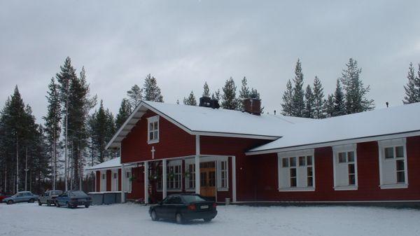 Sodankylän seurakunta, Sodankylä