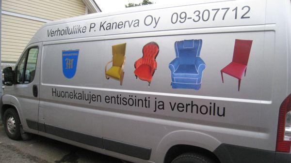 Verhoomo Kanerva, Helsinki