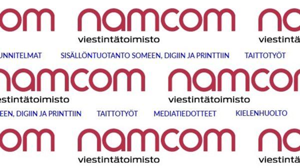 Viestintätoimisto Namcom, Espoo