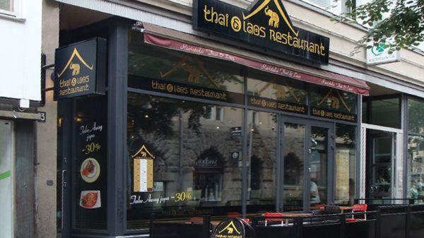Thai & Laos Restaurant, Tampere