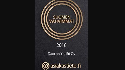 Daxxon Yhtiöt Oy, Helsinki