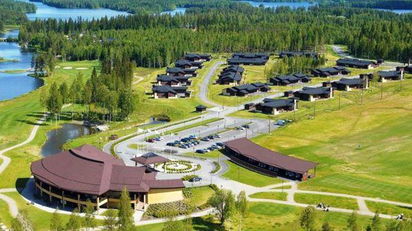 Tahko Chalet / Golden Resort, Kuopio