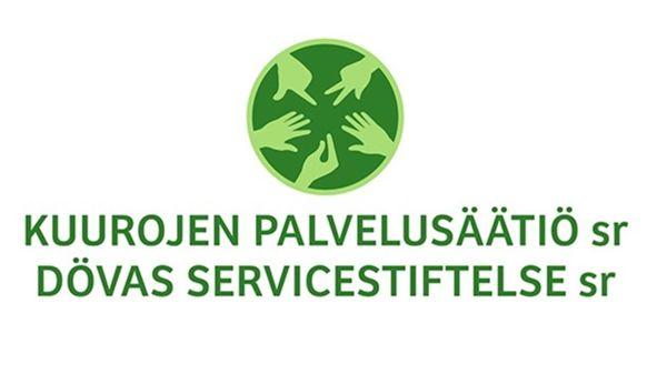 Kuurojen Palvelusäätiö (Dövas Servicestiftelse) sr, Helsinki