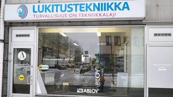 Lukitustekniikka-STY Oy, Hamina