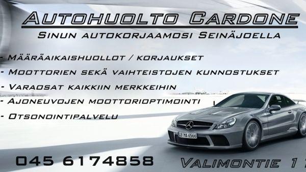 Autohuolto CARDONE Seinäjoki, Seinäjoki