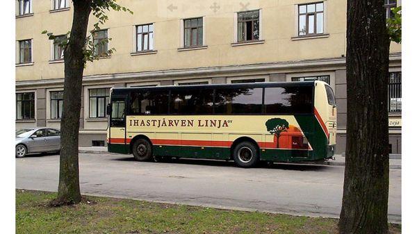 Ihastjärven Linja Oy, Mikkeli