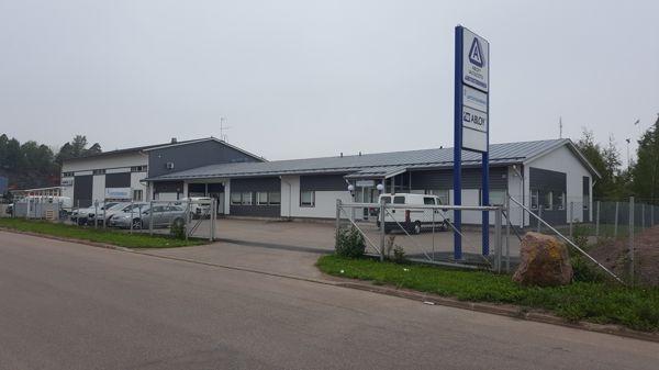 Lukitustekniikka-STY Oy, Kotka