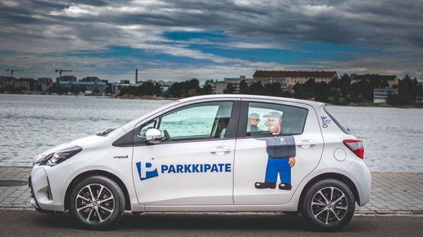ParkkiPate Oy, Helsinki