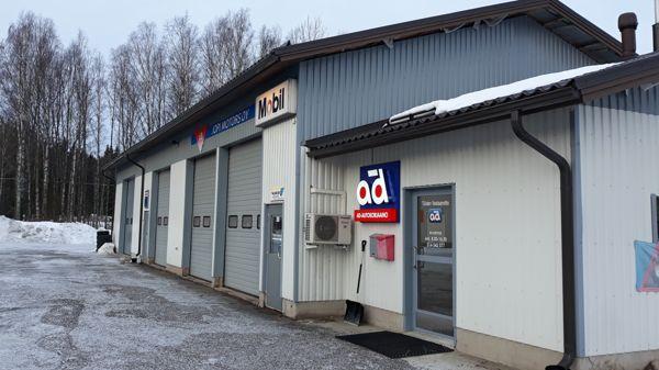 Autokorjaamo Jopi Motors, Äänekoski