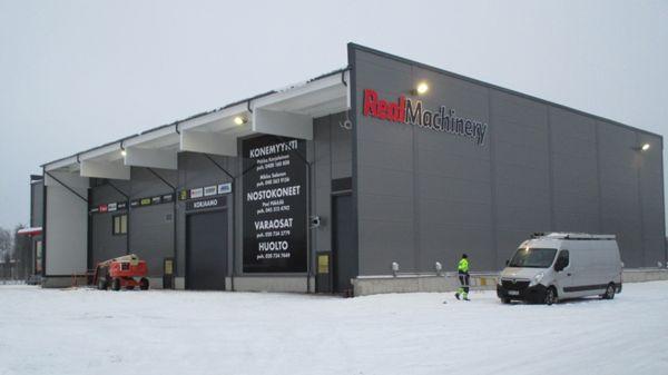 Realmachinery Lempäälä