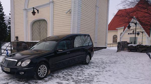 Hautauspalvelu Sotaniemi, Oulu