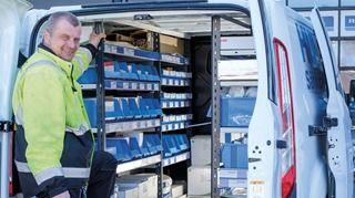 Rexel Finland Oy / Haminan itsepalvelumyymälä (sopimusasiakkaille 24/7), Hamina