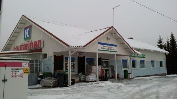 Rauta-Maatalous J. Suutarinen Oy, Sonkajärvi