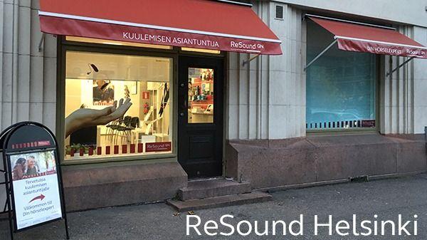 ReSound Helsinki, Helsinki