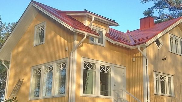 Hämeen Rakennuspelti Oy, Kangasala
