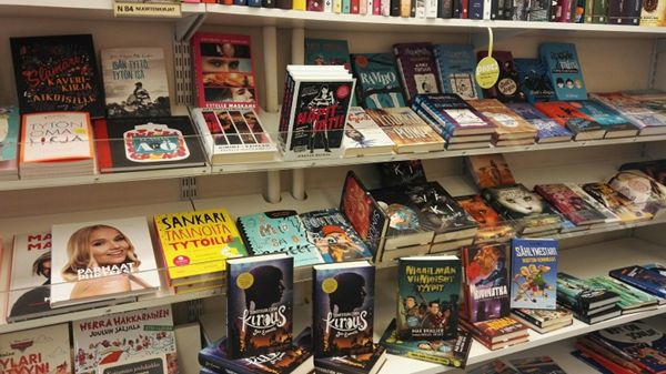 Laitilan Kirjakauppa, Laitila