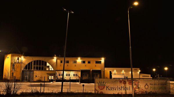 KasvisHovi, Oulu
