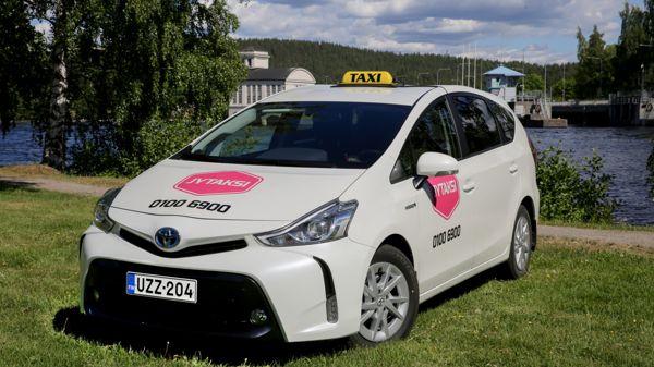 Taksi 45 Oy, Jyväskylä