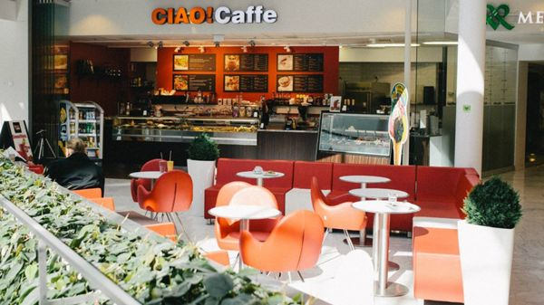 Ciao! Caffe Pikkulaiva, Espoo