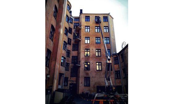 Untamon Entisöinti, Helsinki