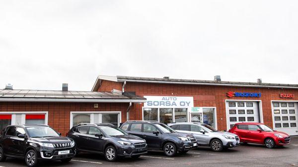 Auto Sorsa Oy, Riihimäki