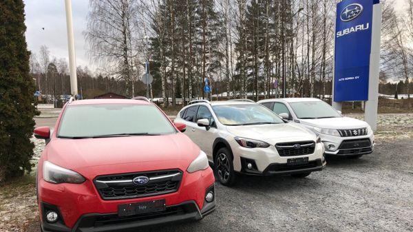 Auto Sorsa Oy, Hyvinkää