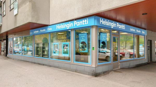 Helsingin Pantti Oy Espoo Leppävaara, Espoo