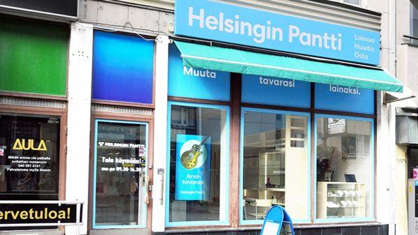 Helsingin Pantti Oy Jyväskylä, Jyväskylä