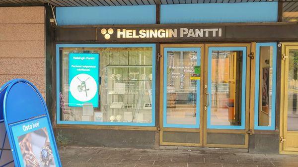 Helsingin Pantti Oy Kamppi, Helsinki