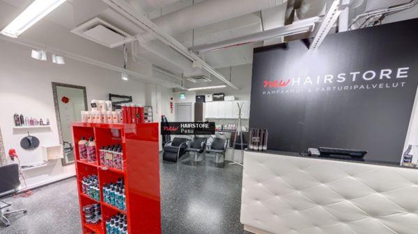 New Hairstore Goodman parturi ja kampaamo, Hämeenlinna