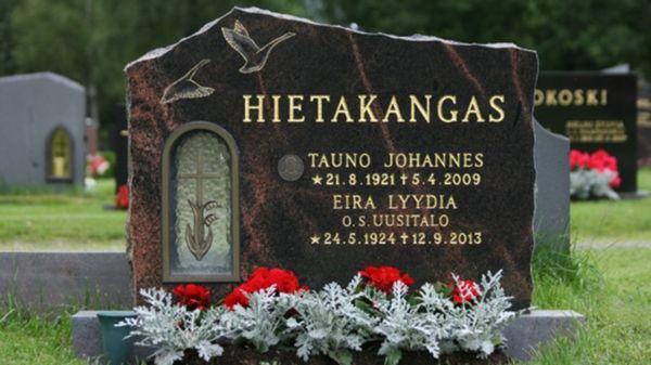Hautakiviedustus Koskenranta Antti, Teuva