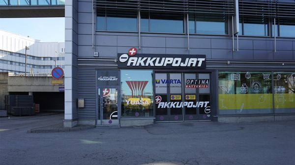 Akkupojat Oy Tampere, Tampere