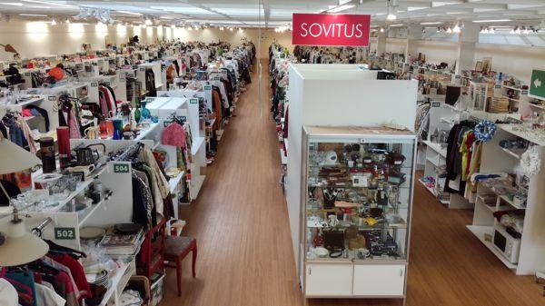 Secondhandmarket.fi, Salo