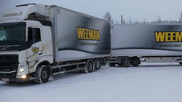 Kuljetus Weeman Ky, Kuopio