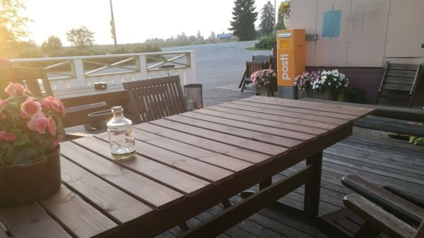 Kahvio Härkäposti, Tammela