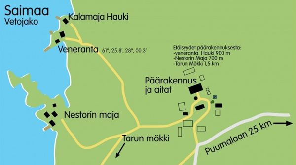 Nestorinranta, Puumala