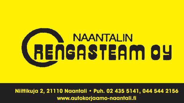 Naantalin Rengasteam Oy, Naantali