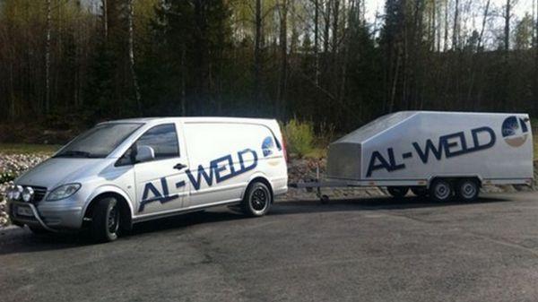 AL-Weld Oy, Nokia