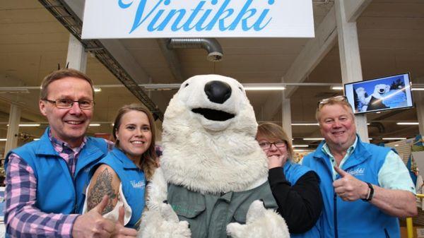 Vintik Oy Vintikki, Rovaniemi