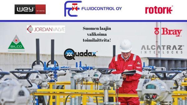 Fluidcontrol Oy, Vantaa