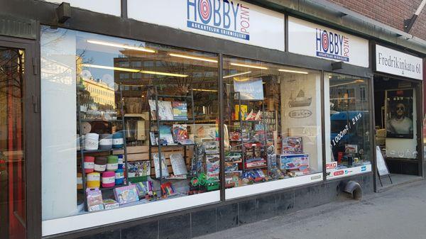 Hobby Point, Helsinki