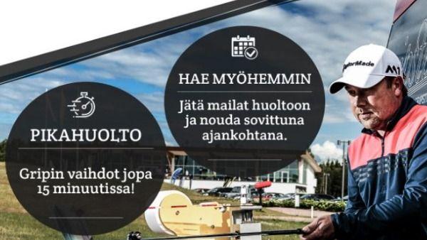 Gripster, Espoo