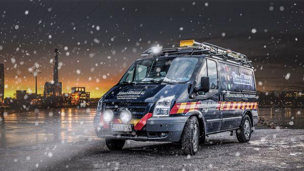 Sähköliike SähköWaasa Oy, Vaasa